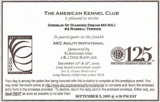 Gremlin 2009 Invitational